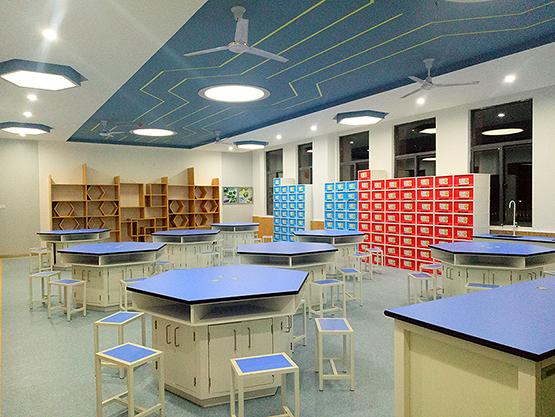 江宁开发区学校科创教室