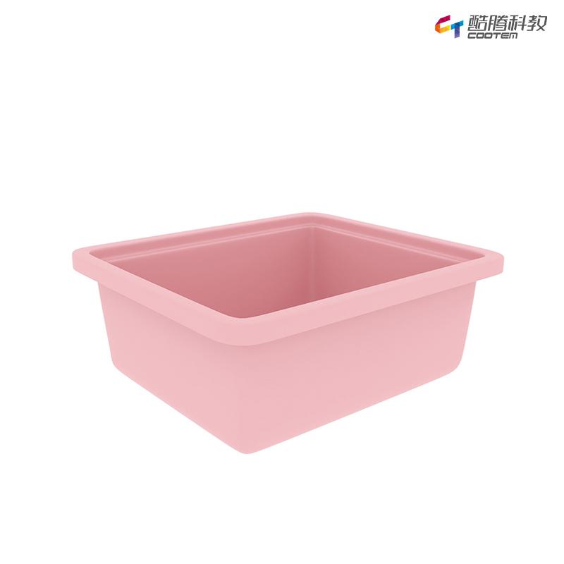 多彩教具盒小-粉色