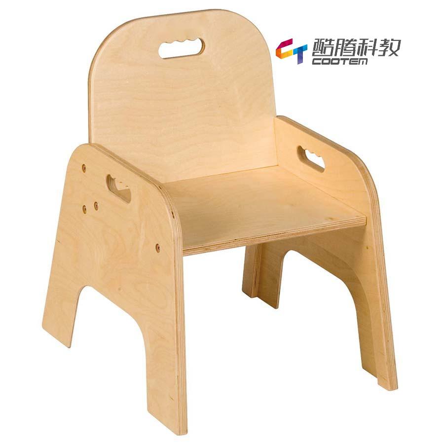 Educo圆角单人椅