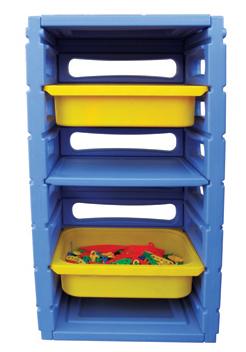 拆装玩具柜(一组)