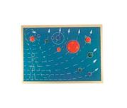 太阳系九大行星嵌板
