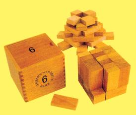 福氏(7)九公分立方体B
