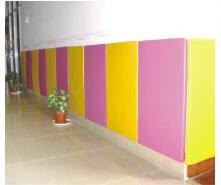 软体安全护墙平面