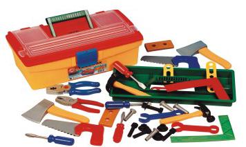 小工人工具箱