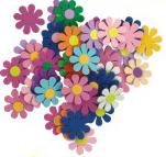 泡沫装饰花