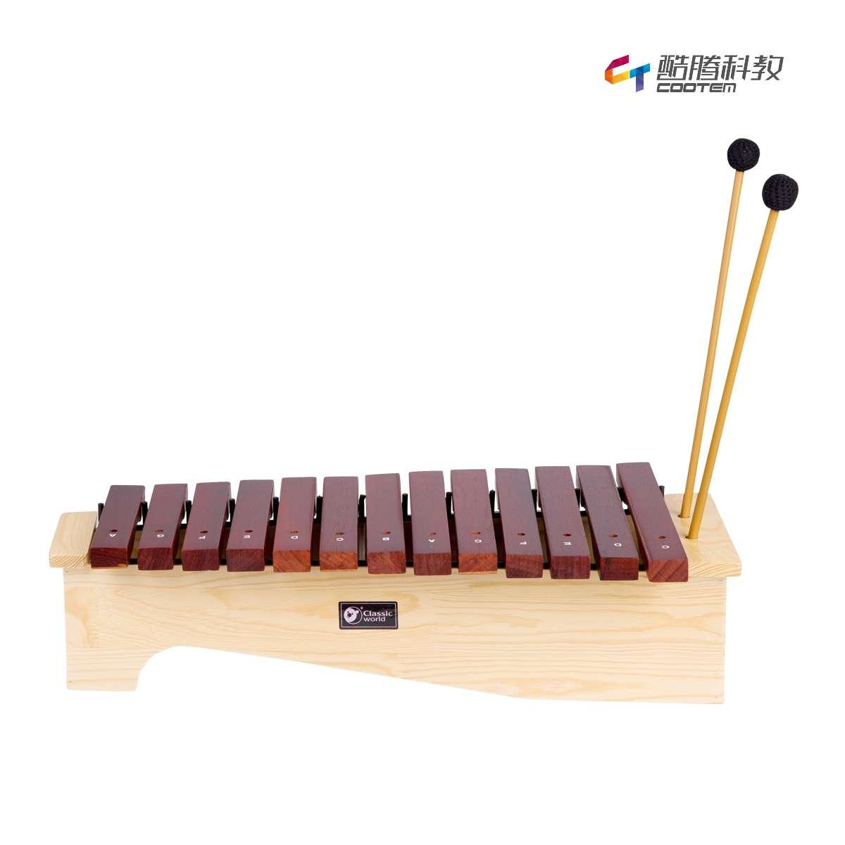 高音木箱体琴C5-A6