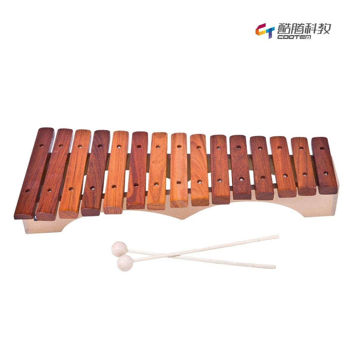 15音键桥形打琴