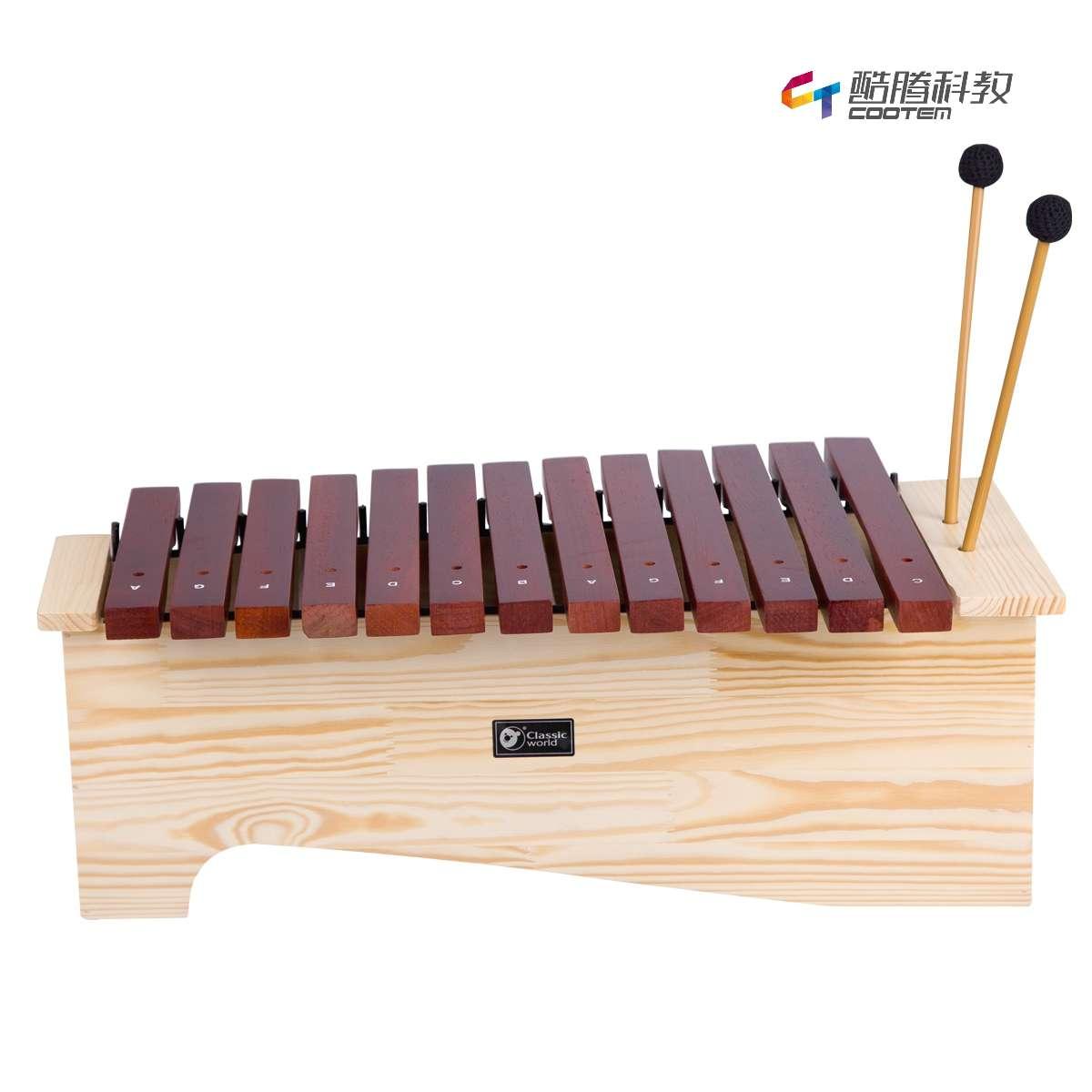 中音木箱体琴C4-A5