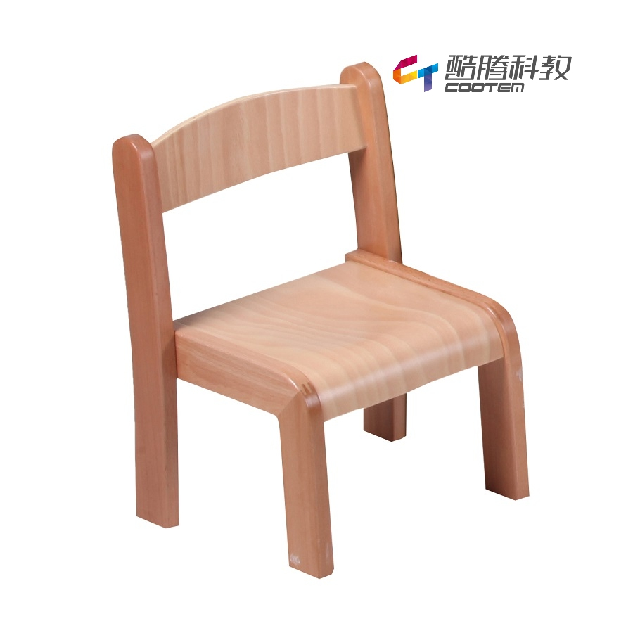 榉木椅-S左2