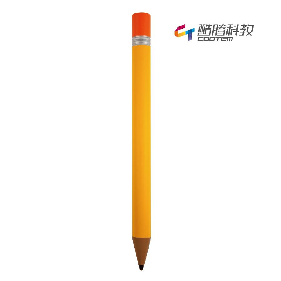 黄色铅笔墙角防撞装置